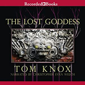 Lost Goddess Audiobook