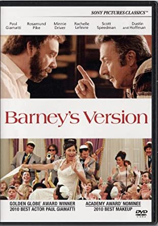 Amazon com: Barney's Version: Movies & TV