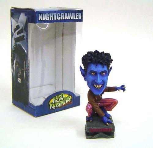 Mini Head Knocker (X-men Nightcrawler Mini Head Knocker)