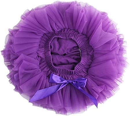 Slowera Baby Girls Soft Tutu Skirt 0 to 36 Months Skorts