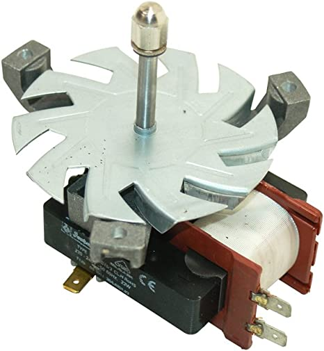 Motor de ventilador de horno Beko, equivalente a 264440102: Amazon ...