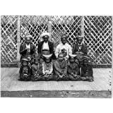 Photo: Wealthy Malays,People Posed,Singapore,1890... People,Upper Class