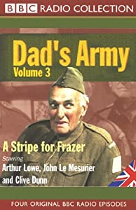 Dad's Army, Volume 3 Radio/TV Program