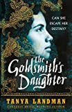 Front cover for the book The Goldsmith's Daughter by Tanya Landman