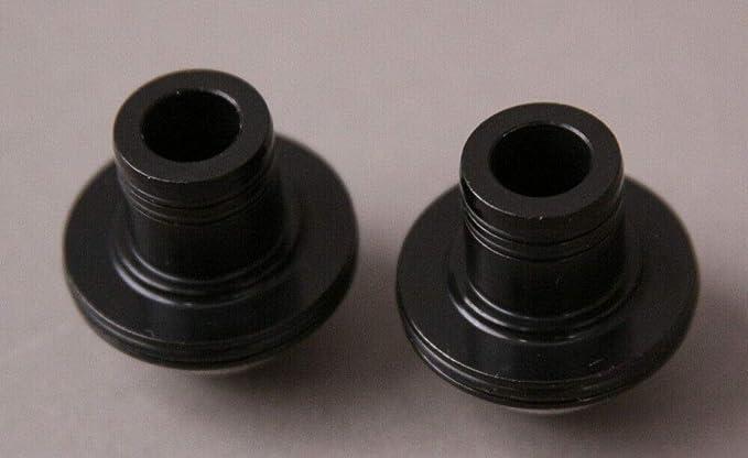 Novatec Joytec 771 772 Front Axle Adapters Reduces Thru Axle to QR Quick Release