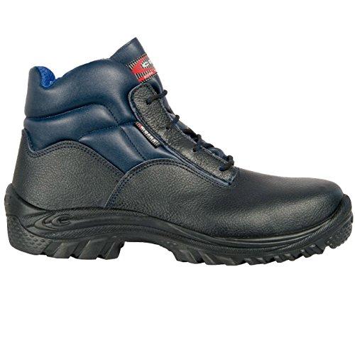 """Cofra 63791––000.w39Talla 39S3SRC–zapatos de seguridad de """"Lugano, color negro"""