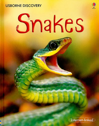 Download Snakes: Internet-linked (Discovery Nature) pdf epub