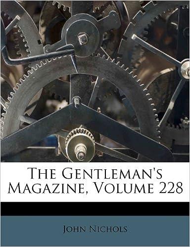 Book The Gentleman's Magazine, Volume 228