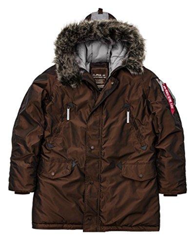 B R Alpha Industries Cobre N3 Jacket wqC1H8