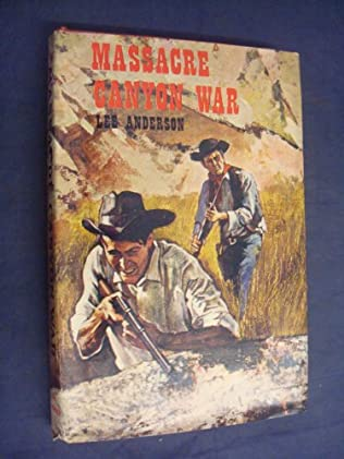 book cover of Massacre Canyon War