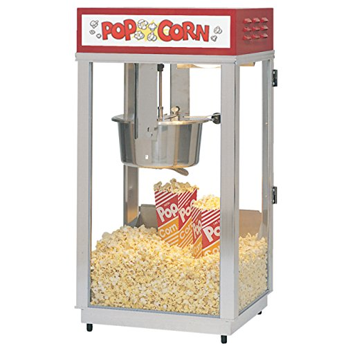 8 oz gold medal popcorn machine - 3