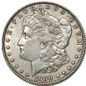 1900 Morgan Dollar XF $1 Extremely Fine