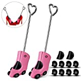 XYH High Heel Shoe Stretcher for Two Way Shoe Stretchers Adjustable Length and Width Shoe Stretcher for Women Size 4.5-9.5