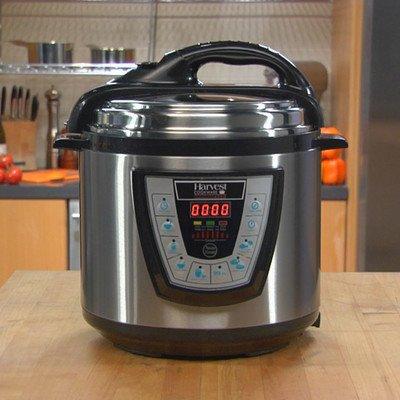Pressure Pro Pressure Cooker- 8qt - 8 Quart Electric Pressure Cooker