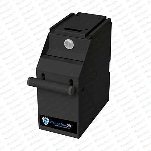 Geldtresor Tresor Pos Safe Geldschrank Kasse Geldzähler Geldkassette Kassensafe von Securina24®