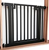 Libro Modern Dog Gate - Pressure Mounted (32'' tall x 34''-40'' wide)