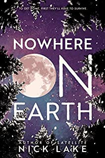 Book Cover: Nowhere on Earth