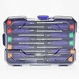 Kobalt 10-Piece Precision Screwdriver Set With Case