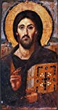 Christ ''Sinai'' Traditional Panel Russian Orthodox icon