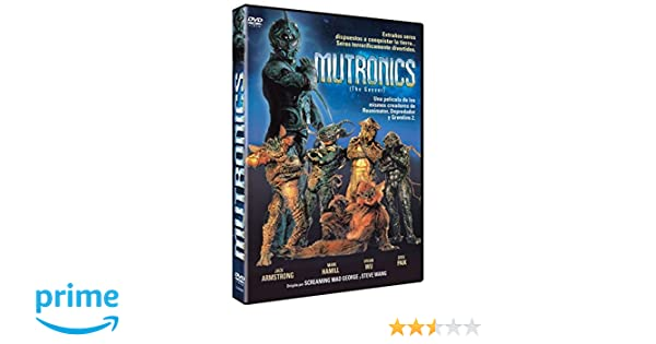 Mutronics (The Guyver) [DVD]: Amazon.es: Greg Joung Paik ...