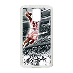 Bulls 23 flying man Jordon Cell Phone Case for Samsung Galaxy S5