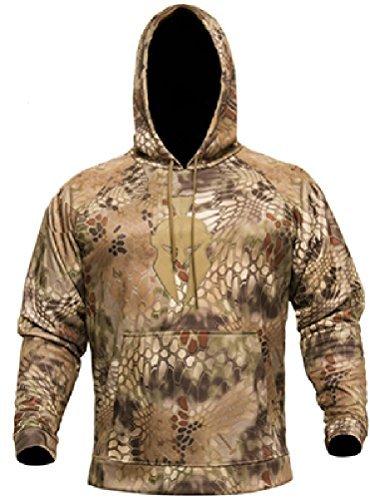 Used, Kryptek Tartaros Camo Hoodie, Highlander/Tan, XL for sale  Delivered anywhere in USA