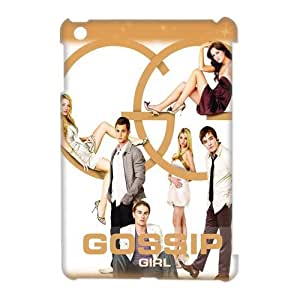 Custom TV Show Gossip Girl Printed Hard Plastic Back Protective Case for Apple Ipad Mini 2 FC-6