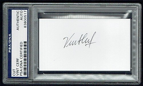vinton-vint-cerf-signed-autograph-2x35-cut-internet-pioneer-google-psa-slabbed