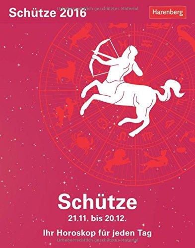Schütze 2016: Ihr Horoskop für jeden Tag