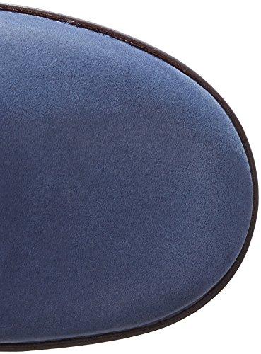 Art Zundert 1014, Stivali Classici al Ginocchio Donna Blu (Blue)