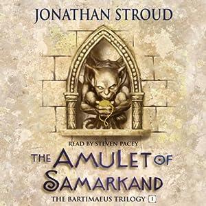 The Amulet of Samarkand Audiobook