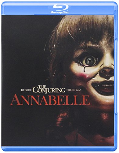 Blu-ray : Annabelle (With DVD, Dolby, Digital Theater System, 2 Pack, )
