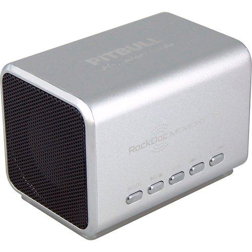 Visiontek PITBULL SPEAKER 4GB Silver