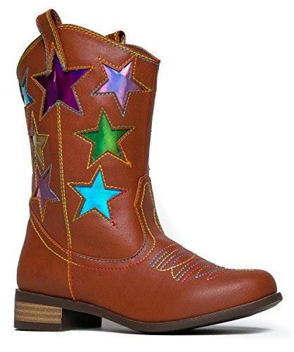 Girls Metallic Western Cowboy Ryder product image