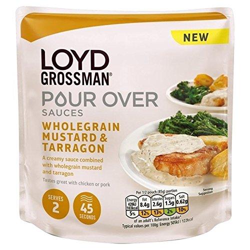 Loyd Grossman 170g Salsa De Mostaza