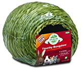 Oxbow PET PRODUCTS 448152 Timothy Club Bungalow for Pets, Medium