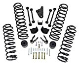 ReadyLift 69-6400 4'' Front and 3'' Rear SST Coil Spring Lift Kit for Jeep Wrangler JK 2007-2011
