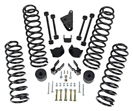 Amazon Com Readylift 69 6400 4 Front And 3 Rear Sst Coil Spring