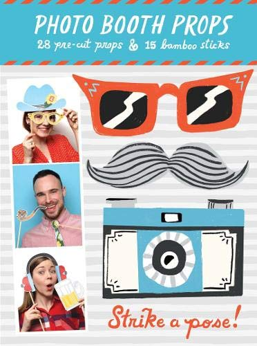 Strike a Pose Photobooth Props]()