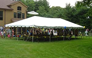 3. 20' X 40' Celina Frame Tent / Canopy Tent