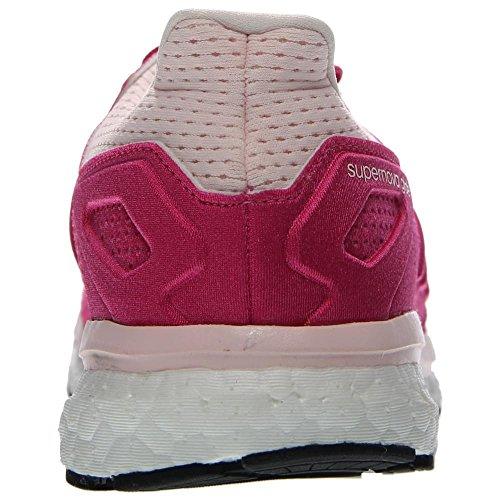 Adidas Glide Rendimiento Zapatilla deportiva blanco 8 Supernova y W rosa 774rHq61T
