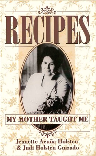recipes-my-mother-taught-me