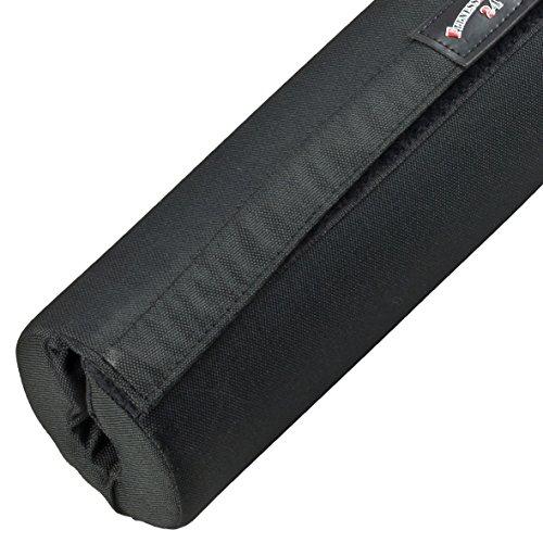 Coussin de nuque/repose-tête Extra Forte/nuque Protection pour genoux beugen 41cm Noir