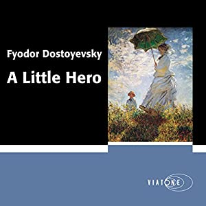 A Little Hero Audiobook