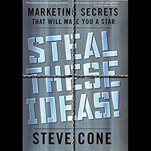 Steal These Ideas Audiobook