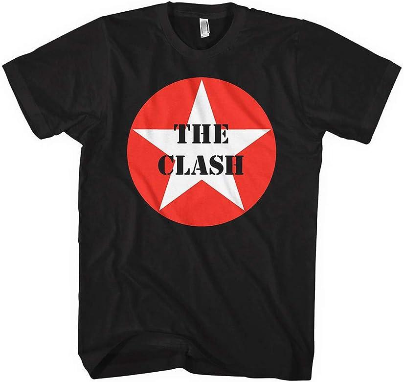 The Clash Tour Poster Amplified Unisex T-Shirt