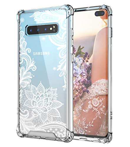 Case for Galaxy S10+ Plus,Cutebe Shockproof Series...
