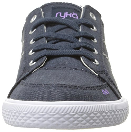 Ryka de la mujer Emory Walking Casual zapatos Outer Space/ English Lavender/ Chrome Silver