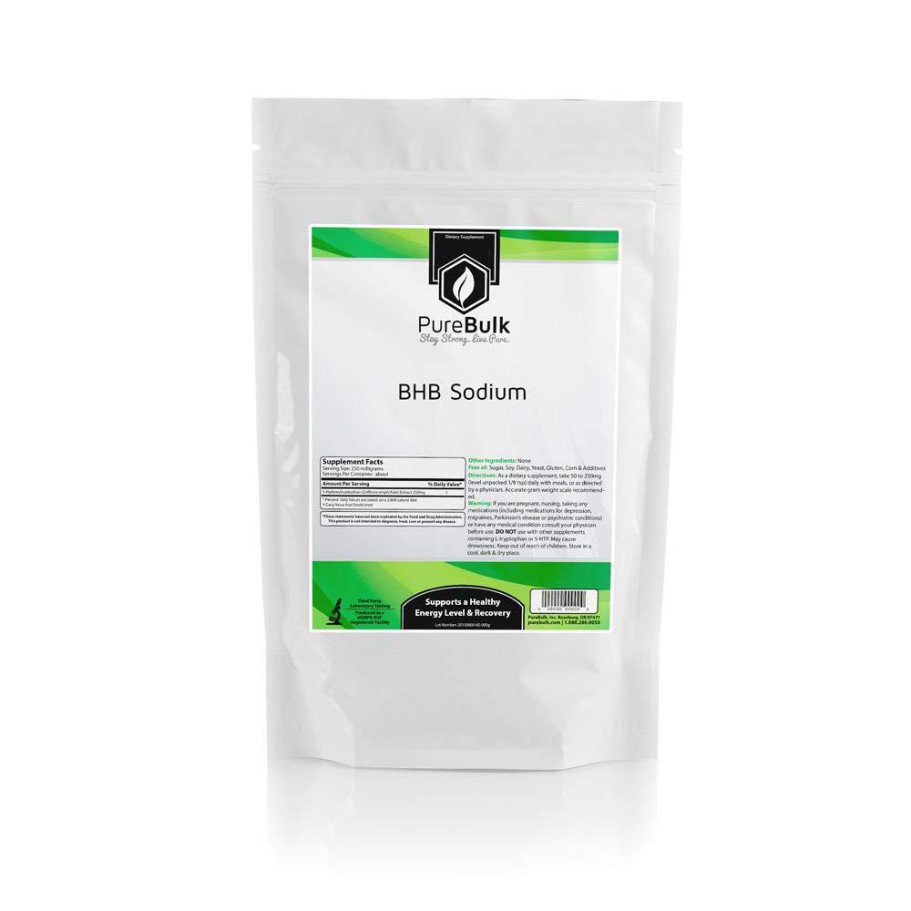 BHB Sodium (Beta Hydroxybutyrate) Bulk 25kg