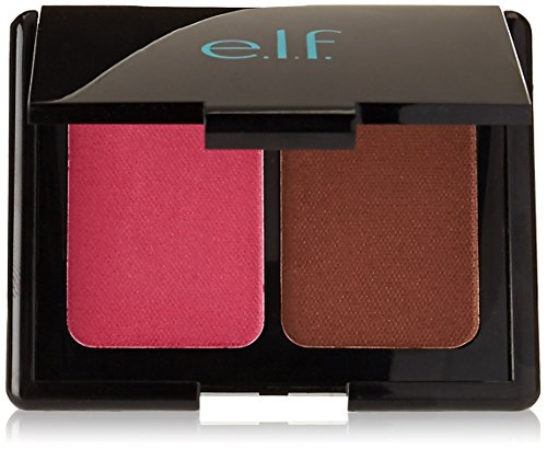 Elf Cosmetics Aqua Beauty Blush & Bronzer 57039, Bronzed Vio